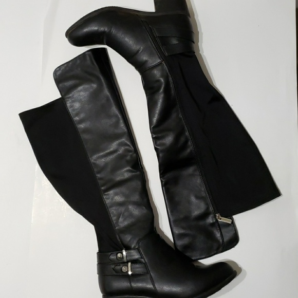Avenue Shoes | Bellvue Wide Calf Boots